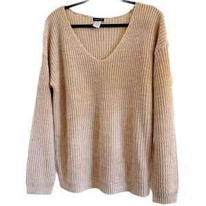 Another Story Sweater Knitted Size XL